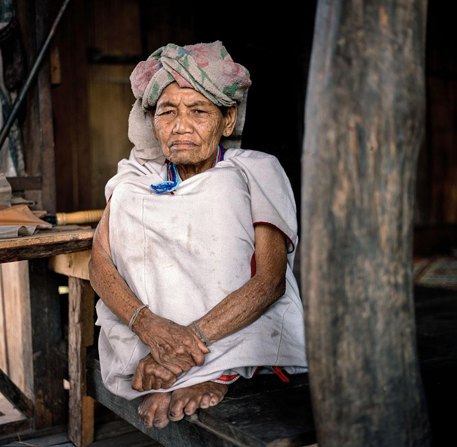 Anita Murphy documentary photography project karinhill tribe